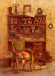 Secretaire by ArtGalla