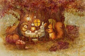 Harvest Home by ArtGalla