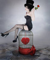 ..Pin Up.. by Flore-stock