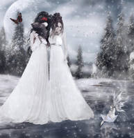 Magic Winter by Flore-stock