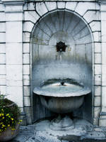 Fontaine 2 by Flore-stock