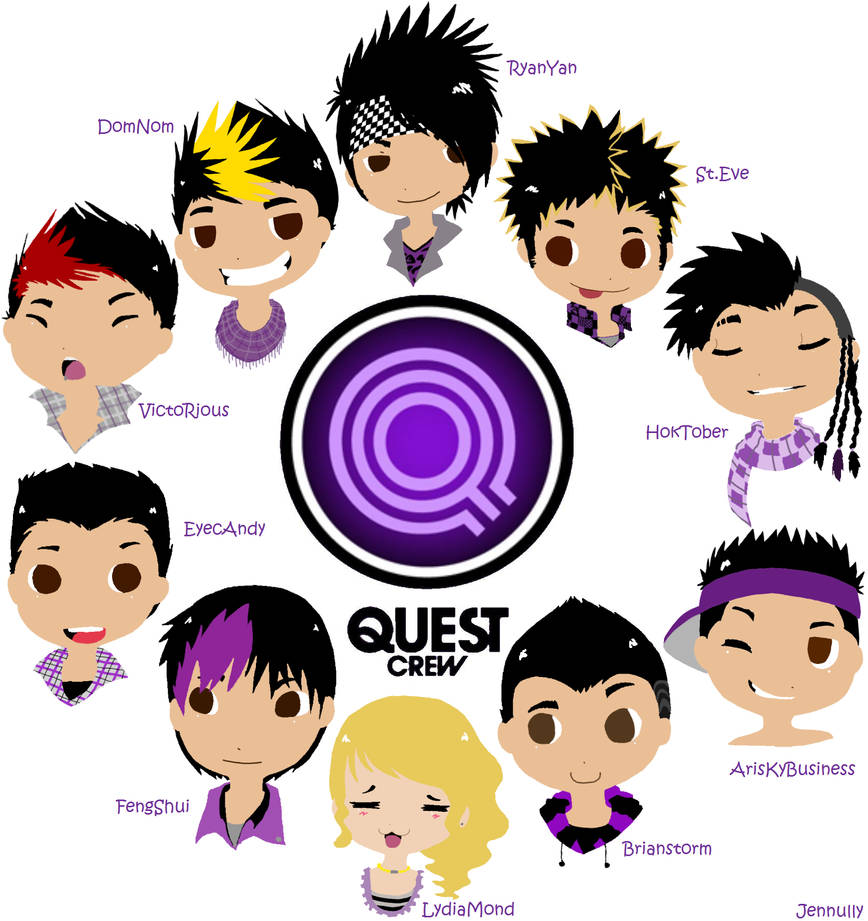 Quest Crew By Blithefullness