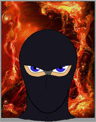 Ninja Noto Channel Ninja Phoenix Head 2 by ninjanoto