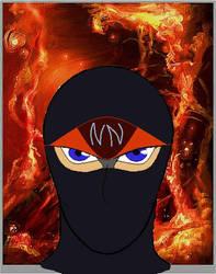 Ninja Noto Channel Ninja Phoenix Head 2jheadgear I by ninjanoto