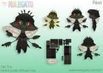 Portfolio: Pest by molegato