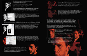 Adobe Magazine Tutorial Spread by ZeroChanges