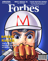 Forbes Magazine Cover by ZeroChanges