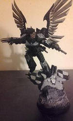 Corvus Corax - The Raven Lord by RayMax90
