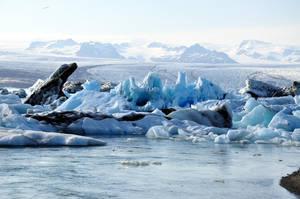 Jokulsarlon Glacial Lagoon by Matus76