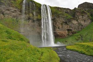 Seljalandsfoss, Iceland by Matus76