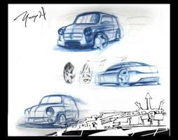' Concept YIH76 ' by YuriyHuseynov