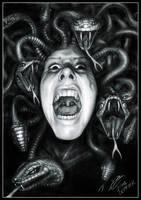 Medusa by Dianae