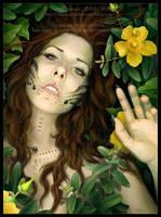 Alien Girl by Dianae