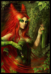 Poison Ivy by Dianae