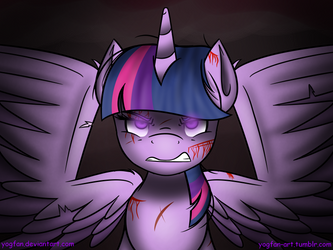 Don't mess with the Twilight by Yogfan