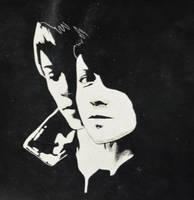 Tegan and Sara by FrankTheSixFootBunny