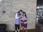 Two Hinatas and a Naruto plush by DragonmanCrick