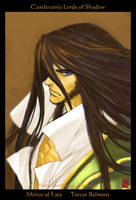 Trevor Belmont : Castlevania Lords of Shadow by SatoakiAmatatsu