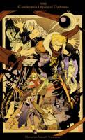 Castlevania Legacy of Darkness by SatoakiAmatatsu