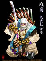 Sengoku. Musashibo-Benkei by SatoakiAmatatsu