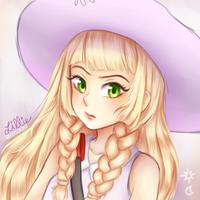 Lillie by setsurara