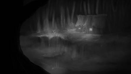 Cottage by Qwygl