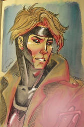 Gambit by 3wolFlamE