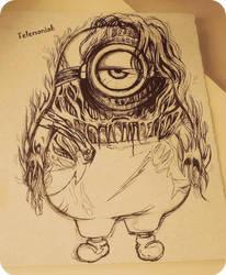 minion tytan by Telemaniakk
