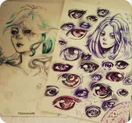 draw by Telemaniakk
