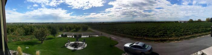 2 Mountain Winery (panorama) by KillerWereWolf1