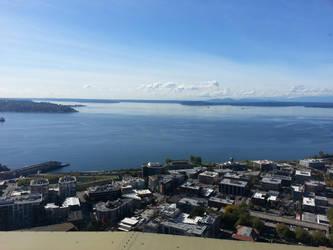 Puget Sound by KillerWereWolf1