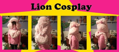 Lion Cosplay by KillerWereWolf1