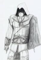 Ezio Auditore 01 by britolitos96