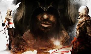 Assassin's Creed Brotherhood by britolitos96