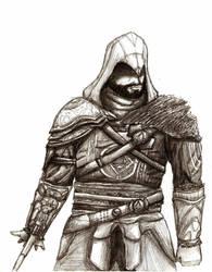 Ezio Auditore - Revelations by britolitos96