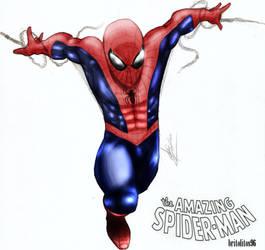 The Amazing Spider-man by britolitos96