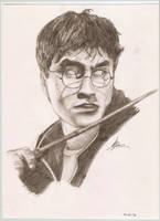Harry Potter by britolitos96