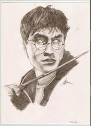 Harry Potter by britolitos96