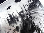 Gotham in progress by britolitos96