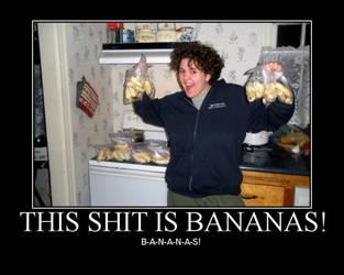 bananas by el-snicket