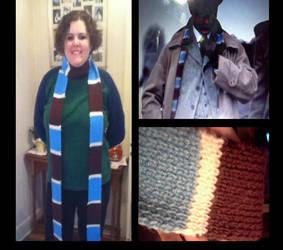 Watson scarf. by el-snicket