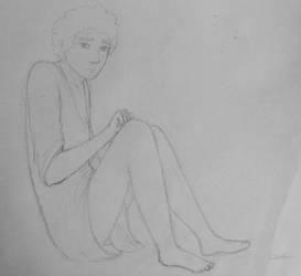 pritty in a dress by ryntha