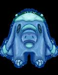 Snowmon charity - Phanpy by dragonfire53511