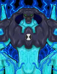 Ben 10 Alien - Shock Rock by dragonfire53511