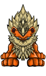 Pokemon Request - Growlithe by dragonfire53511