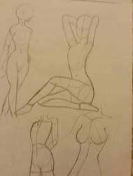mah terrible body practices by Ilikepie101ya