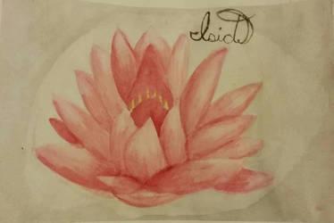 my attempt at watercolors .-. sh by Ilikepie101ya