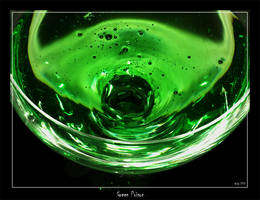 Green Poison by oelje