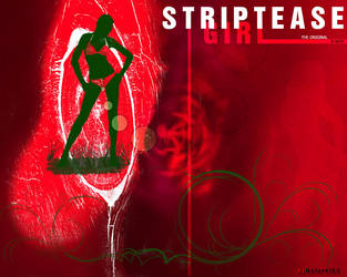 Striptease Girl by NaturelGS