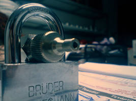 Key lock by SniperFameVeroia